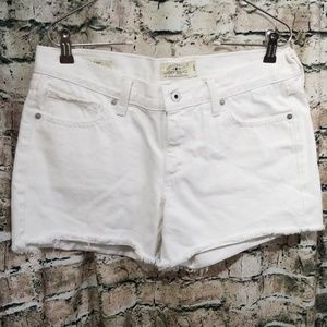 Lucky Brand The Cutoff jean shorts